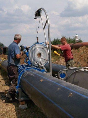 Услуги по монтажу трубопроводов Одесса Украина