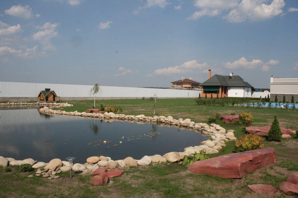 Заказать Реконструкция и строительство водоемов, создание биоплато