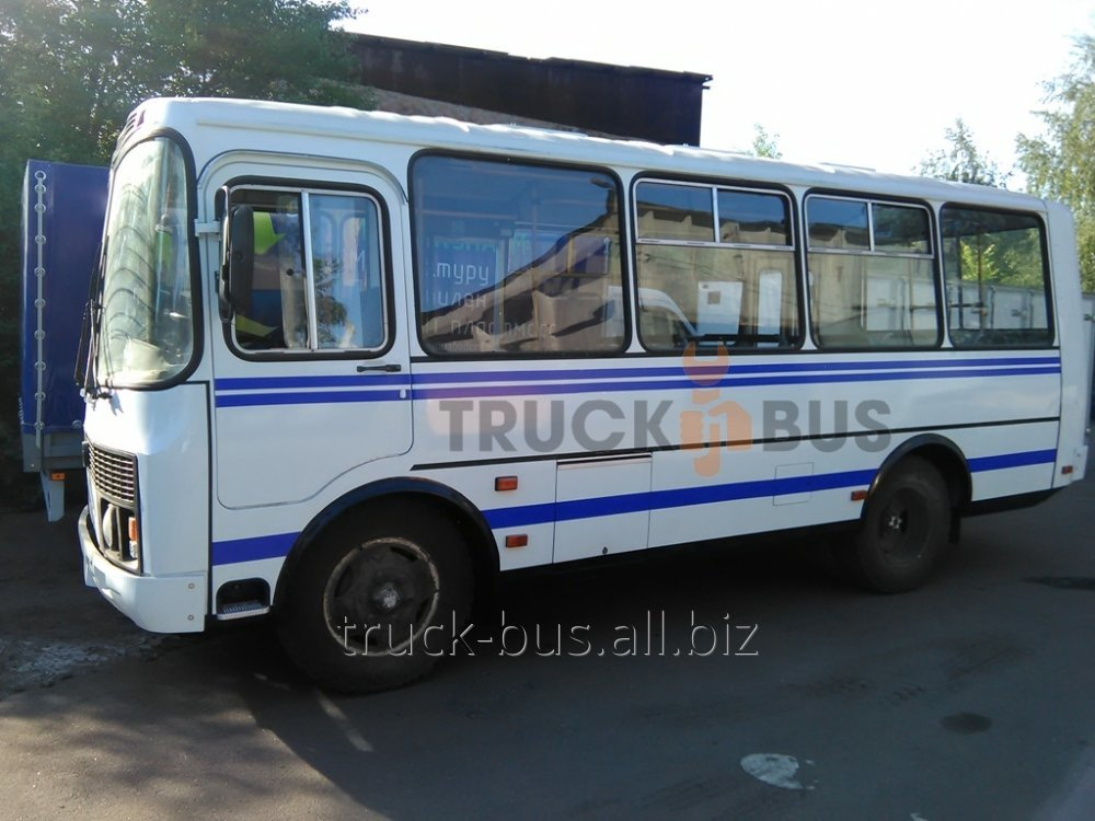 Заказать Восстановительный ремонт автобусов ПАЗ