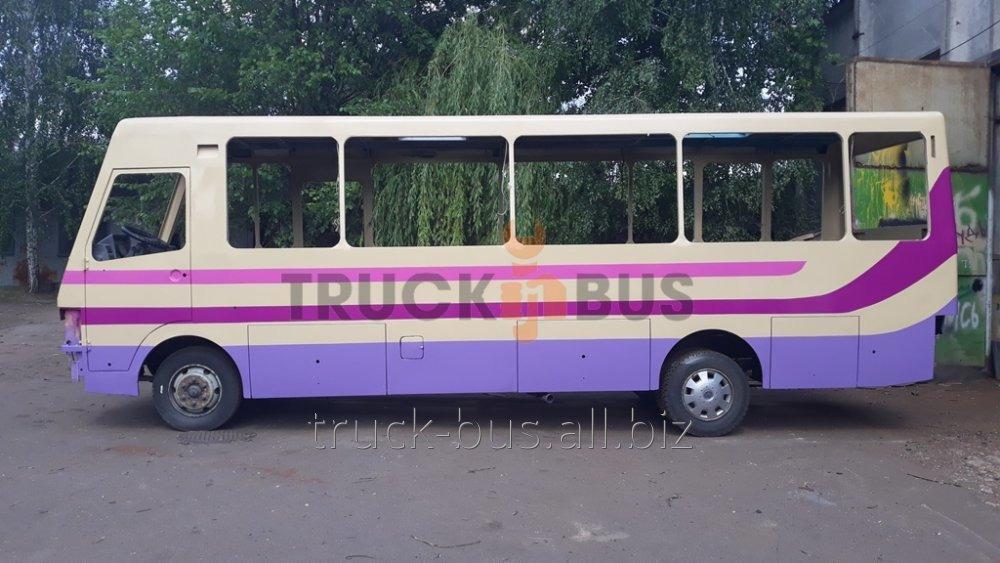 Заказать Восстановительный ремонт автобусов Эталон