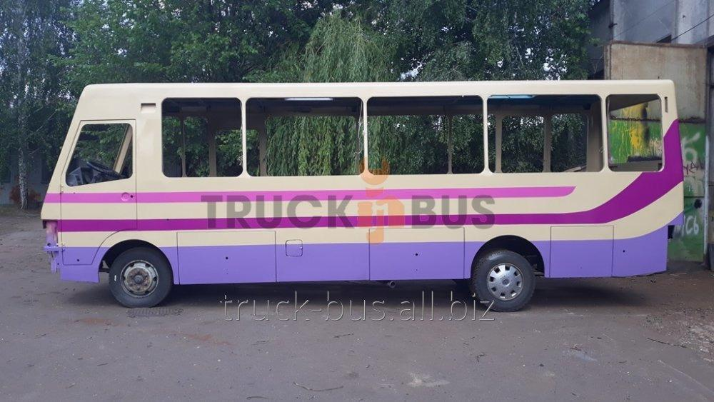 Восстановительный ремонт автобусов Эталон