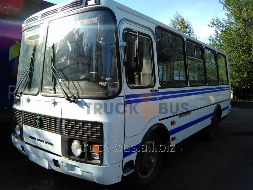Покраска автобусов ПАЗ