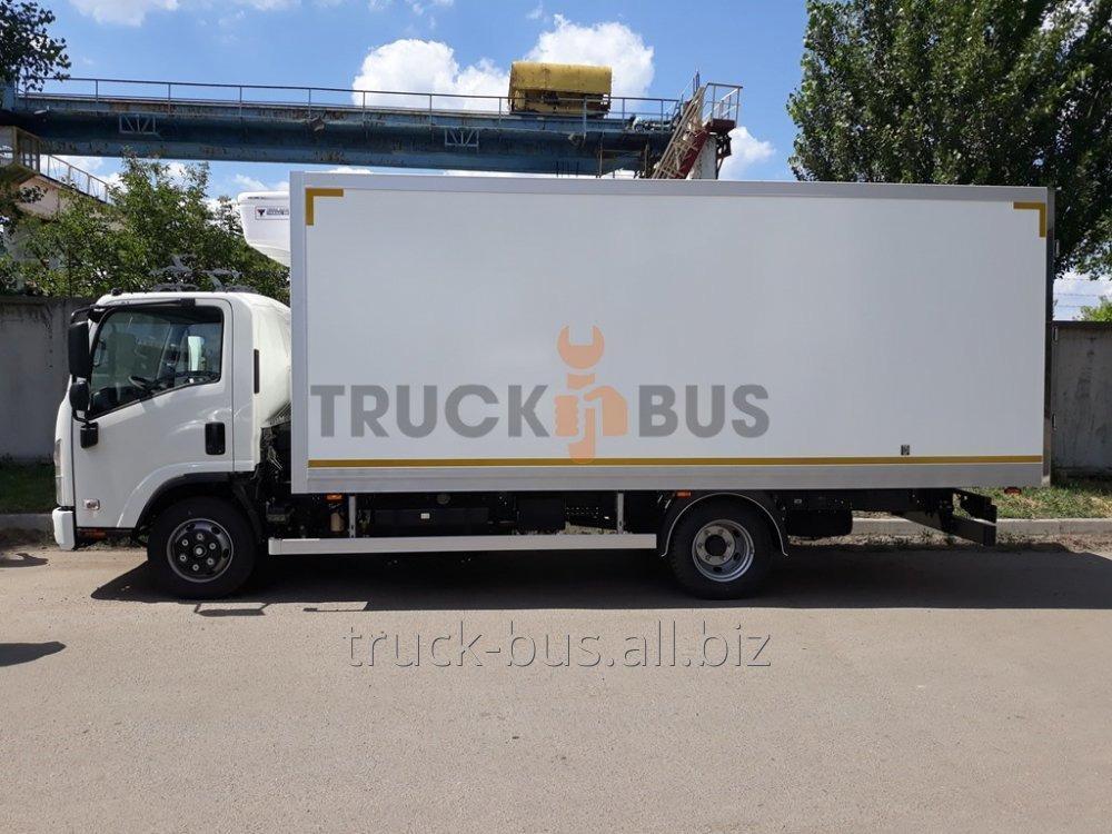 Production of refrigerator vans