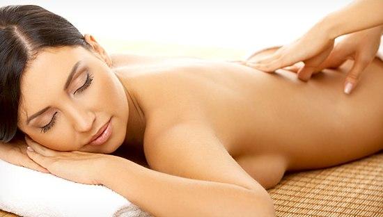 Заказать Общий массаж тела