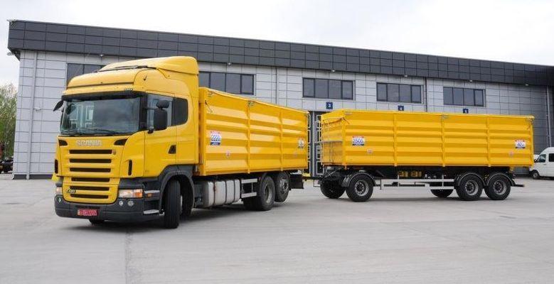 Заказать Перевозка зерна автотранспортом Николаев