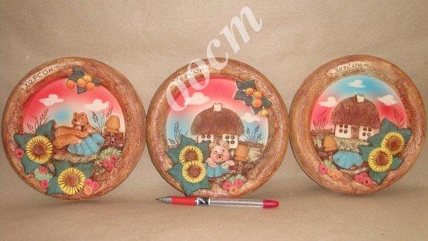Заказать Изготовление сувениров керамических