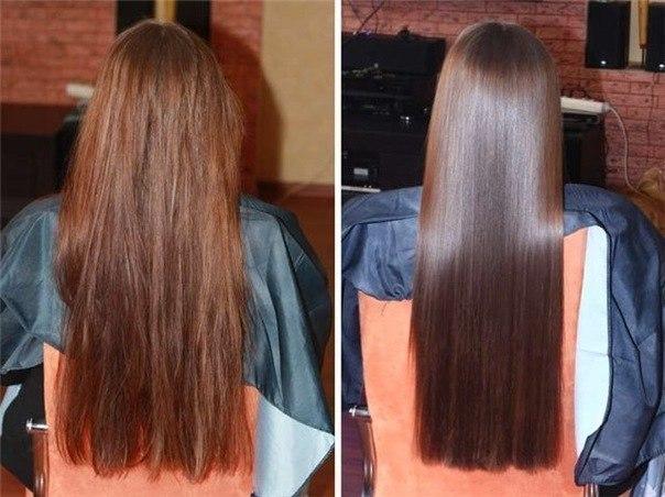 Лечение волос калуга