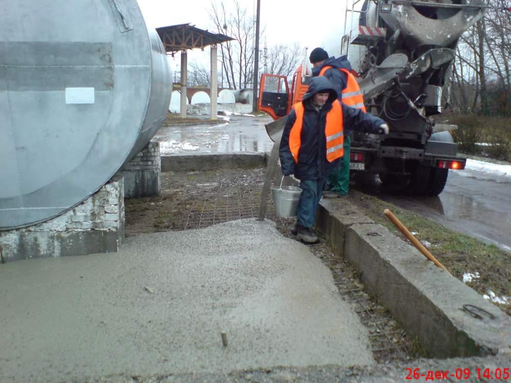 Заказать Переоборудование резервуаров согласно техническому заданию заказчика