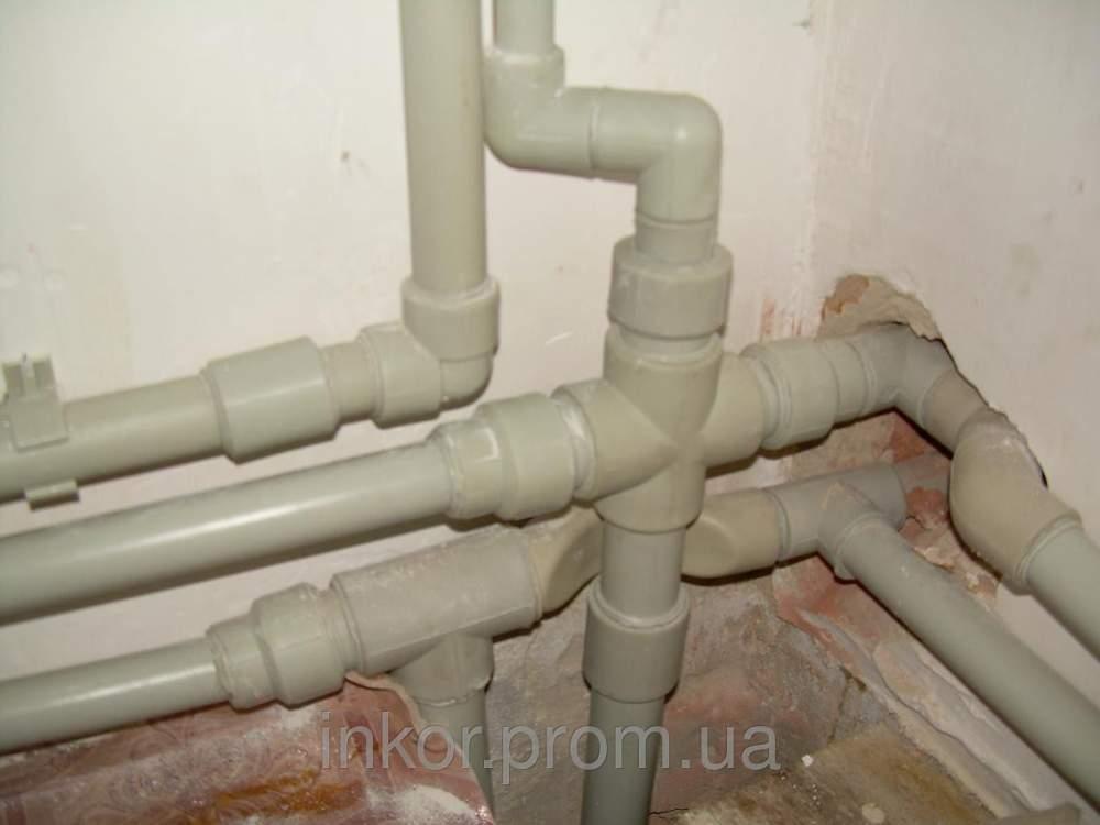 Монтаж и ремонт систем отопления, водопровода, канализации