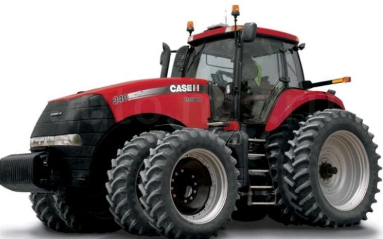Заказать Аренда Трактора CASE Magnum MX 340