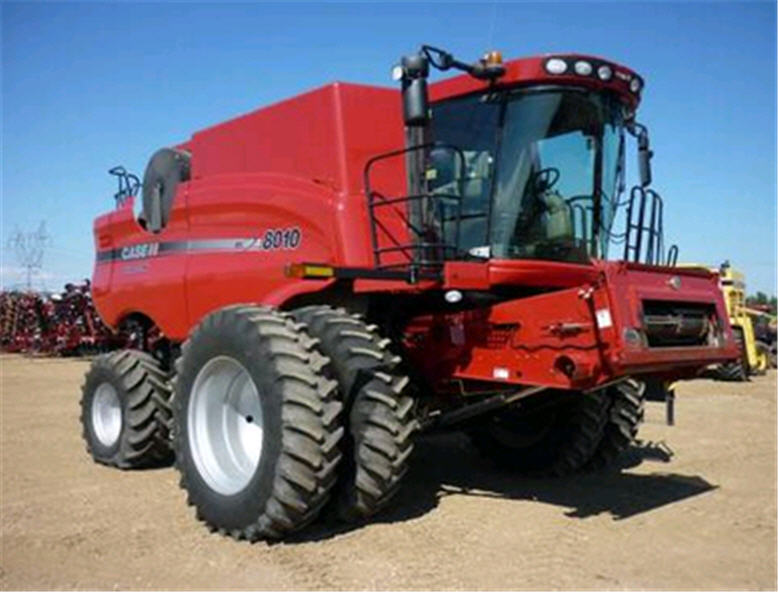 Аренда Комбайна CASE Axial Flow AFX 8010