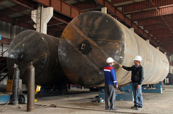Комплексное техническое освидетельствование нефтяных емкостей