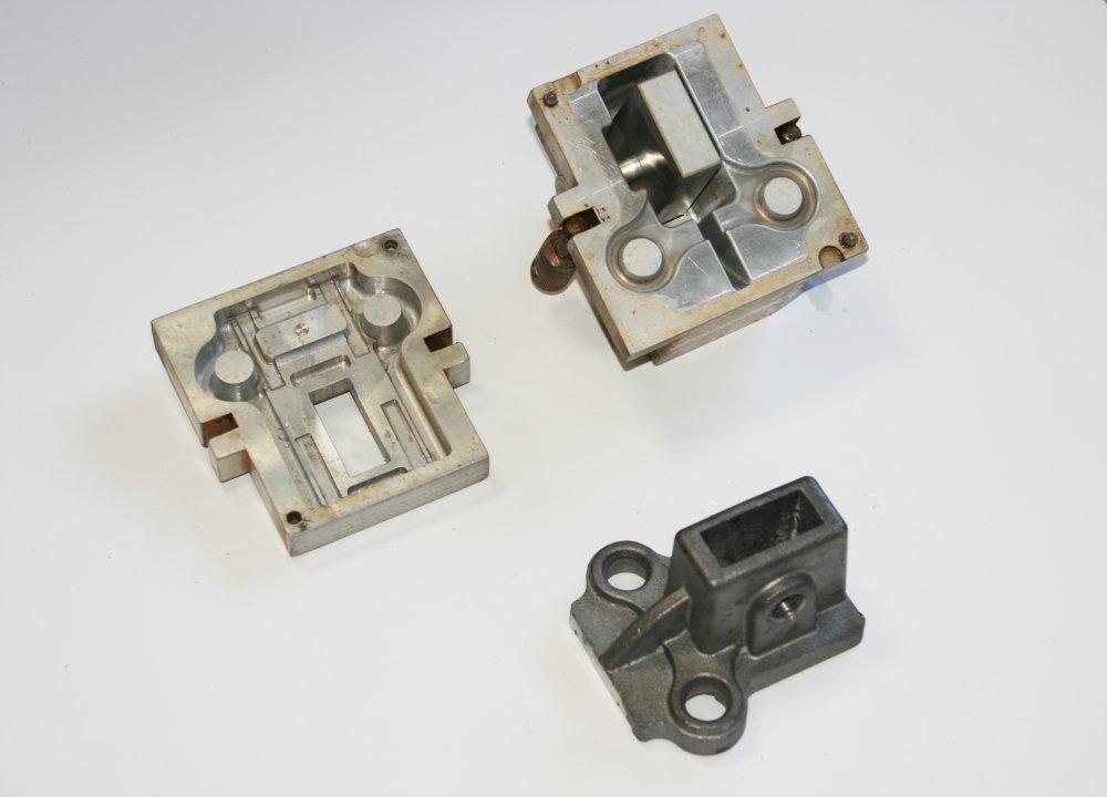 Заказать Изготовление пресс-форм для литья стальных изделий