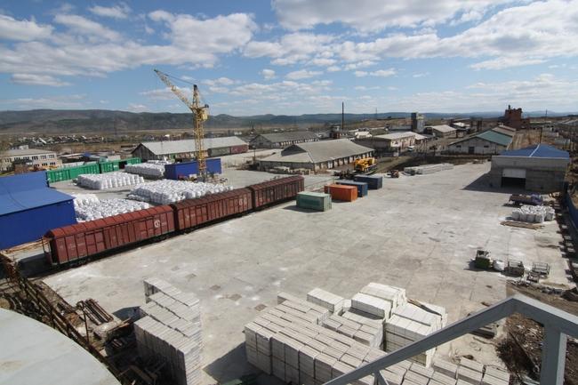 Заказать Аренда складских площадок для хранения грузов