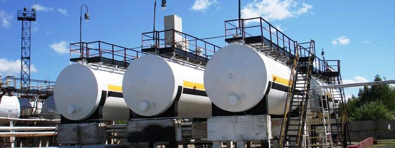 Паспортизация  резервуаров для нефтепродуктов