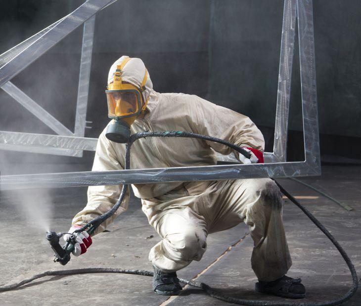 Заказать Антикоррозийная защита металлоконструкций