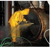 Заказать Услуги химической промывки теплообменников, химическая очистка теплообменников