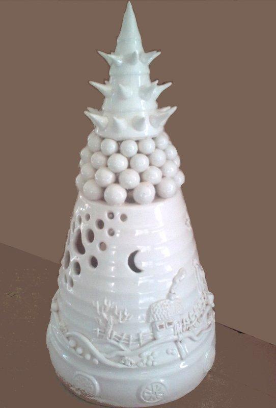 Заказать Керамические украшения дома на заказ
