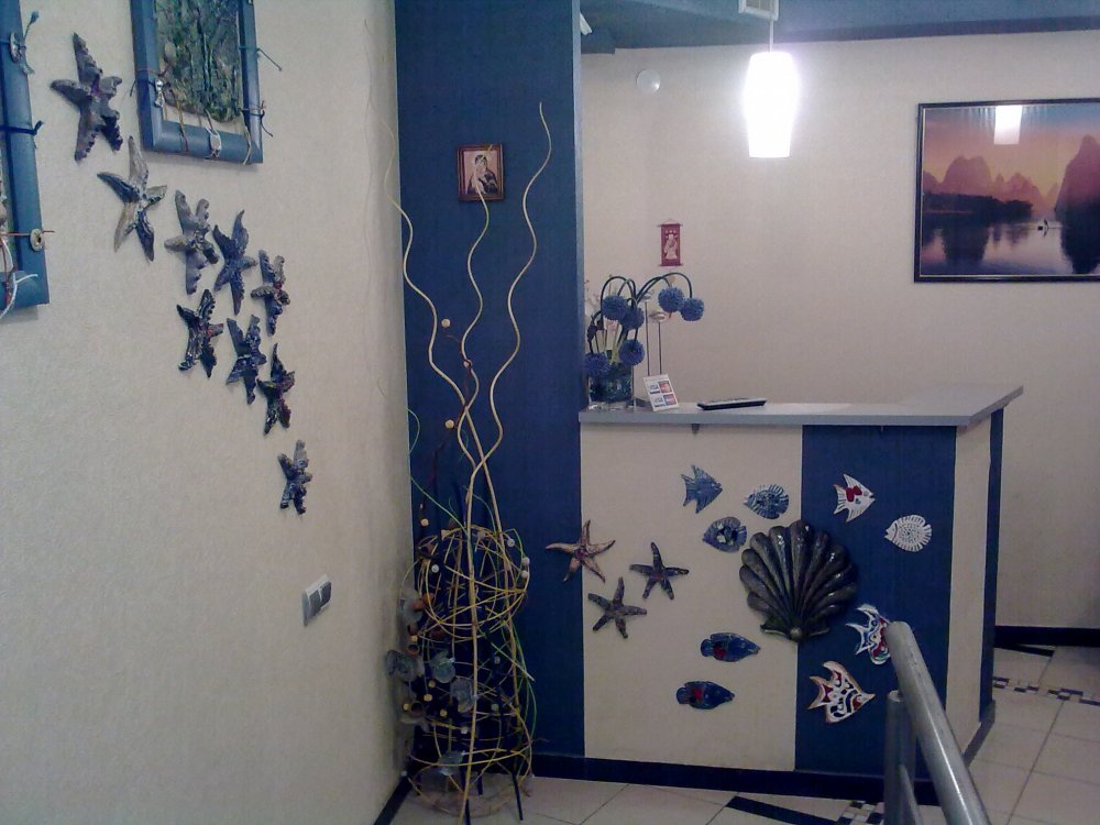 Заказать Декоративная отделка стен керамикой