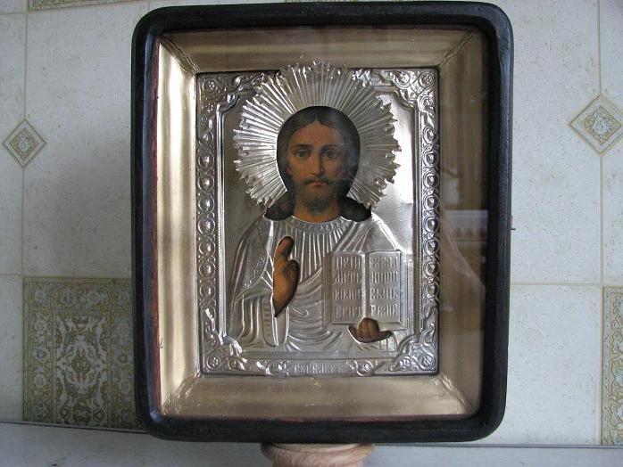 Заказать Изготовление икон из металла
