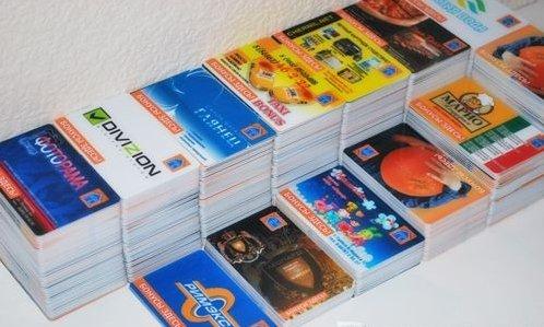 Заказать Изготовление пластиковых карточек