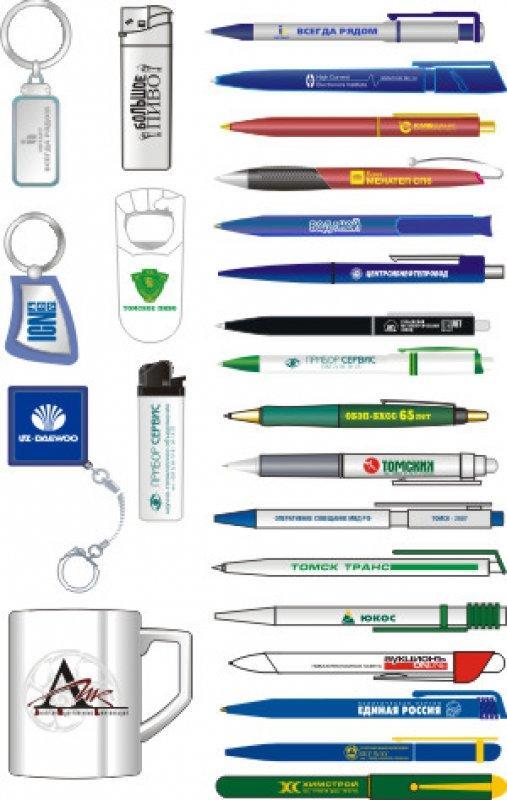 Заказать Печать на ручках