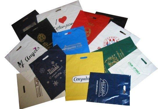 Заказать Фирменные пакеты