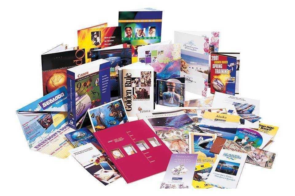 Заказать Печать каталогов