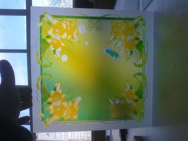 Заказать Печать на стекле