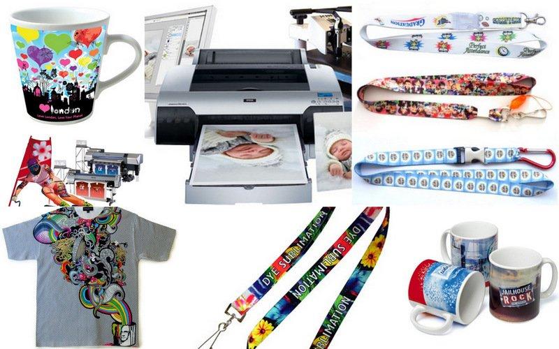 Заказать Печать сублимационная