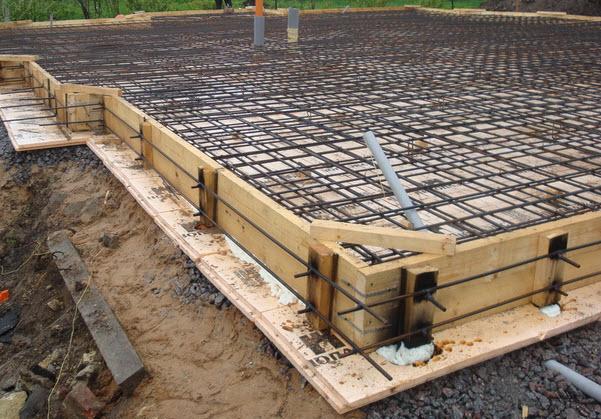 Заказать Строительство фундаментов