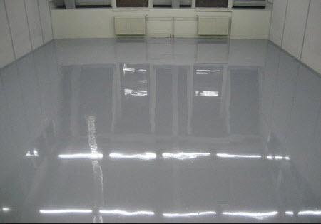 Замовити Установка наливних полімерних підлог (спецпокрытия)