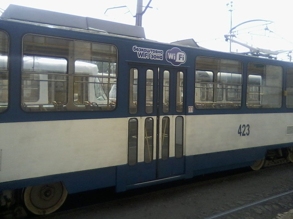 Заказать Аренда трамвая