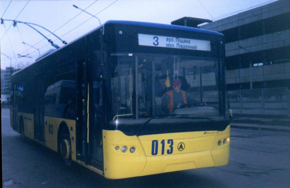 Заказать Аренда троллейбусов