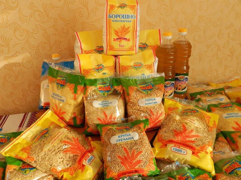Заказать Крупа пшеничная гречка горох пшено собственного производтства упакованная