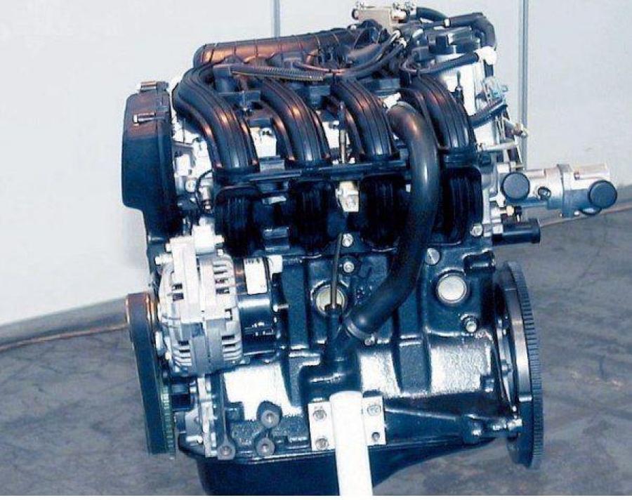 Заказать Ремонт отечественных двигателей легковых автомобилей