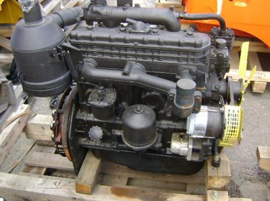 Заказать Ремонт отечественных двигателей МТЗ, ЮМЗ