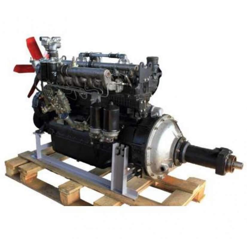 Заказать Ремонт отечественных двигателей СМД