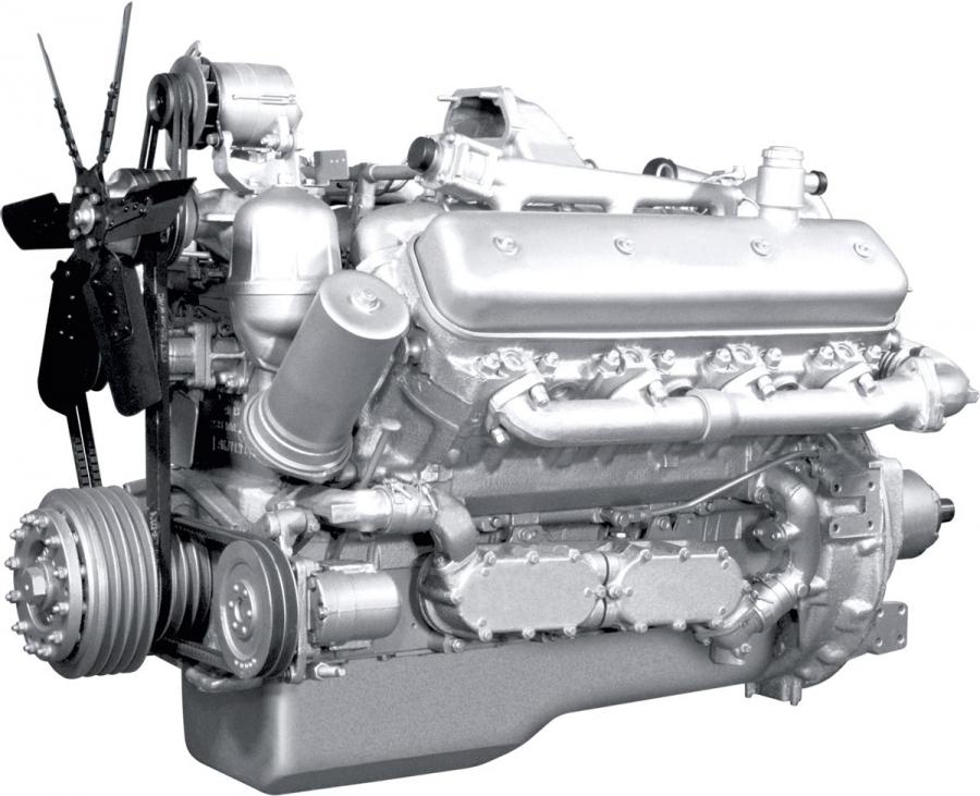 Заказать Ремонт отечественных двигателей ЯМЗ-238