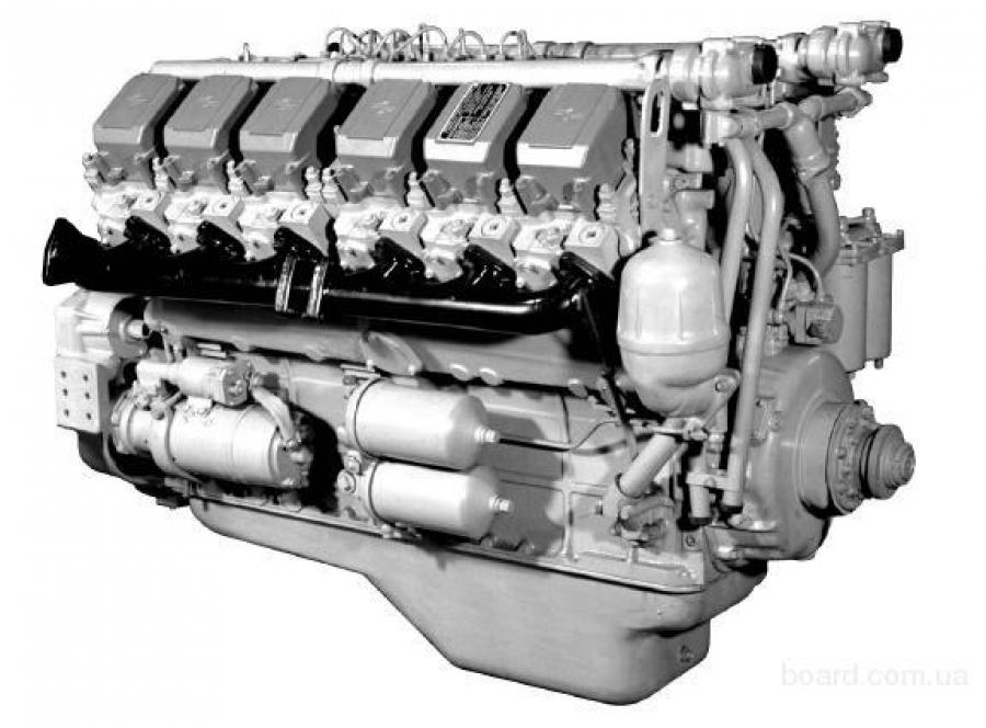 Заказать Ремонт отечественных двигателей ЯМЗ-240