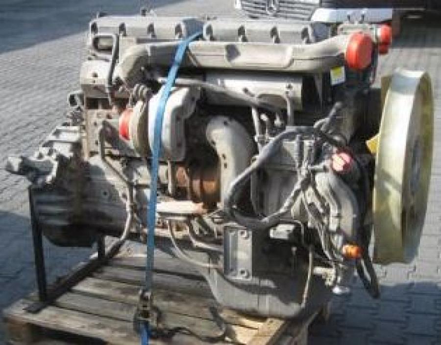 Заказать Ремонт иностранных двигателей DAF