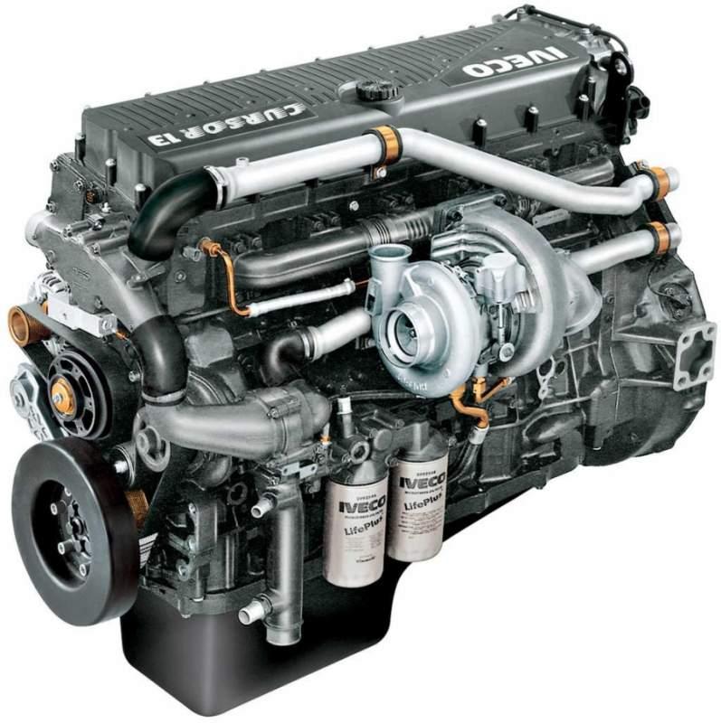 Заказать Ремонт иностранных двигателей Iveco