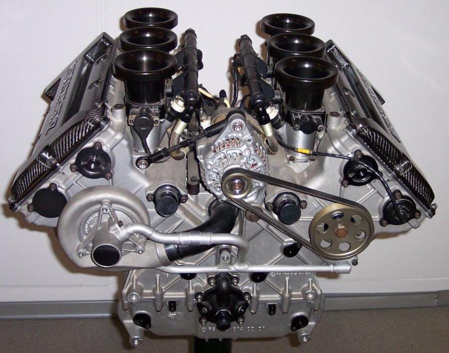 Заказать Ремонт иностранных двигателей Mercedes