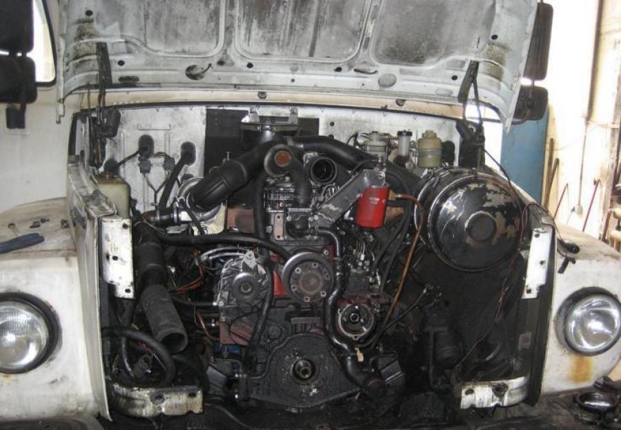 Заказать Переоборудование автомобилей, тракторов под другие двигатели