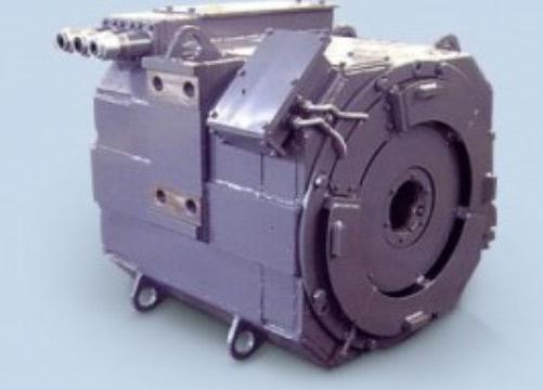 Заказать Ремонт тяговых электродвигателей переменного тока НБ-418К6