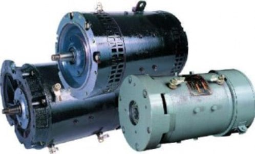 Заказать Ремонт тяговых электродвигателей асинхронных АД-914