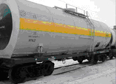 Капитальный ремонт вагона-цистерны модель 15-1532