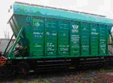 Модернизация вагона для перевозки минеральных удобрений модели 11-740