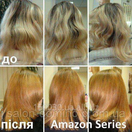 Заказать Мгновенное кератиновое био-восстановление для всех типов волос Amazon Series в Львове