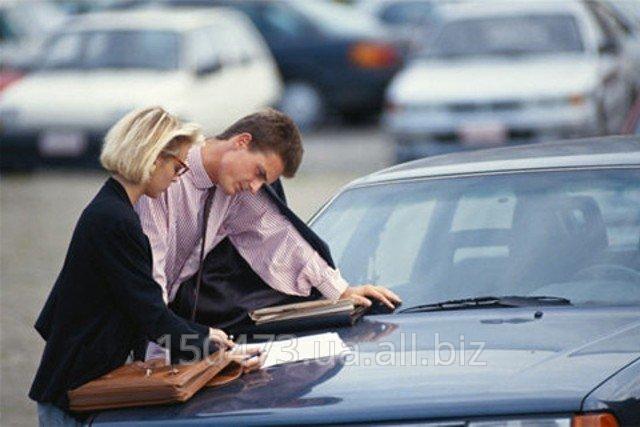 Заказать Оценка автотранспорта: ущерб автотранспорта при ДТП